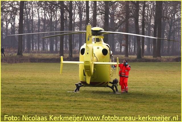 Lifeliner3 inzet Lochem Foto: Nicolaas Kerkmeijer