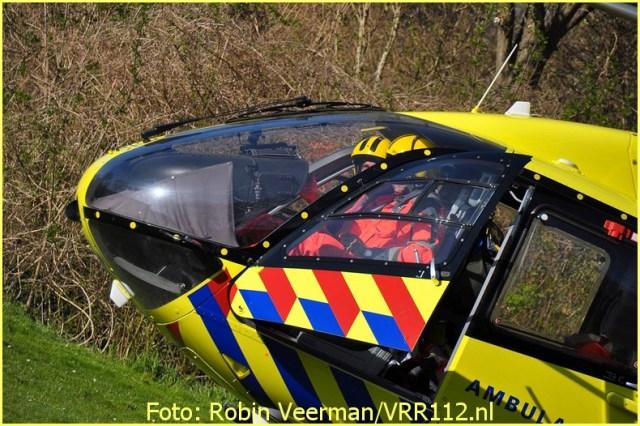 Lifeliner2 inzet Spijkenisse Foto: Robin Veerman (2)