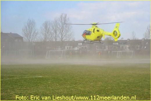 Lifeliner1 inzet Hoofddorp Foto: Eric van Lieshout (2)