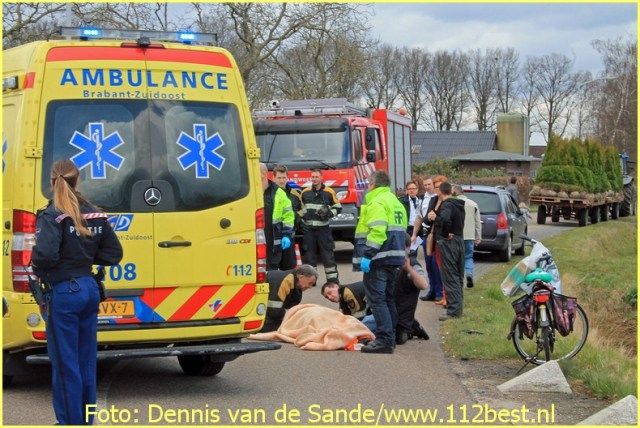 Lifeliner3 inzet Oirschot Foto: Dennis van de Sande