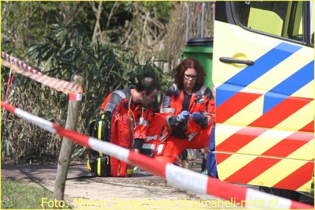 Lifeliner1 inzet Uithoorn Foto: Marco Carels (14)