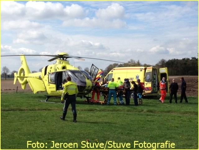 Lifeliner2 inzet Alphen Foto: Jeroen Stuve (1)