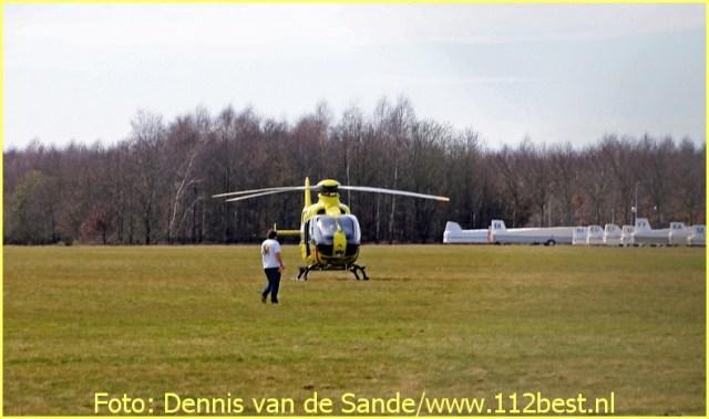 Lifeliner3 inzet Eindhoven Foto: Dennis van der Sande