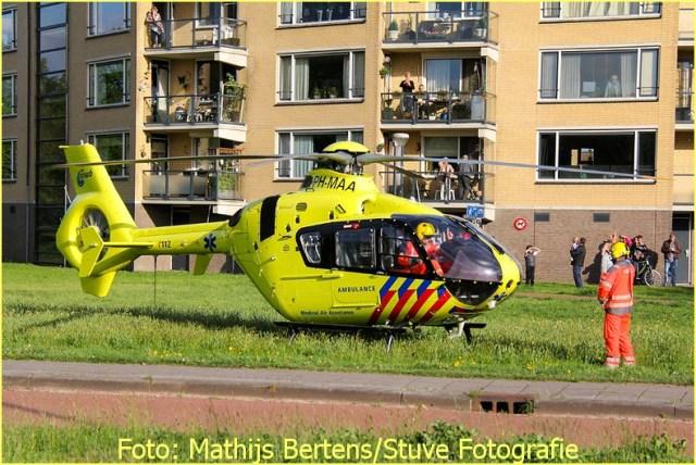 Lifeliner2 inzet Oosterhout Foto: Mathijs Bertens (5)