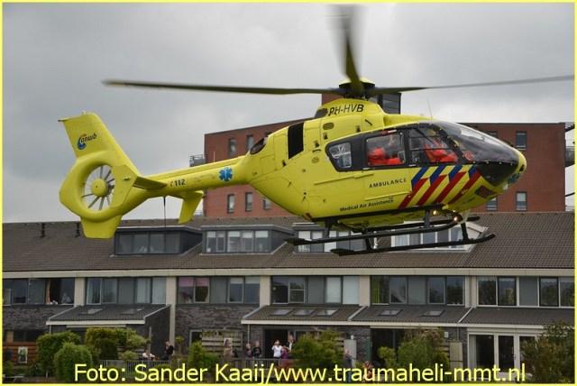 Lifeliner1 inzet Heerhugowaard Foto: Sander Kaaij (3)