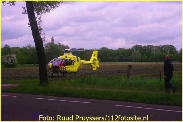 Lifeliner3 inzet Etten-Leur Foto: Ruud Pruyssers