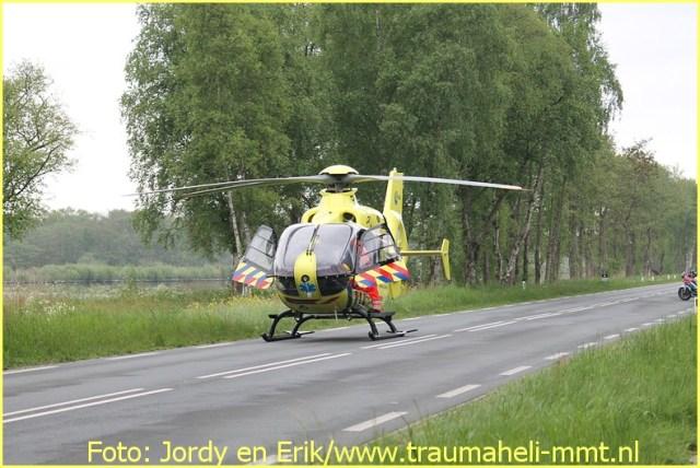 Lifeliner1 inzet Kortenhoef Foto: Jordy en Erik