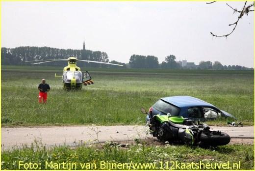 Lifeliner3 inzet Waalwijk Foto: Martijn van Bijnen (8)
