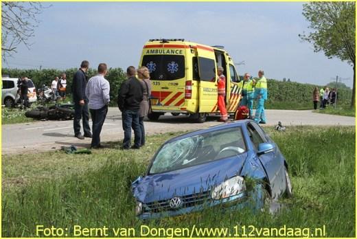 Lifeliner3 inzet Waalwijk Foto: Bernt van Dongen (5)
