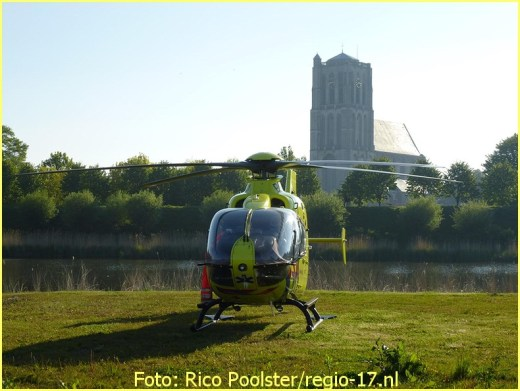 Lifeliner2 inzet Brielle Foto: Rico Poolster (1)