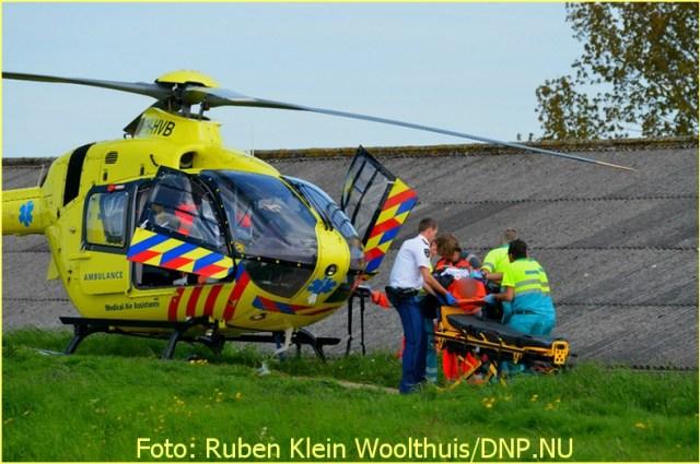 Lifeliner1 inzet Wervershoof Foto: Ruben Klein Woolthuis