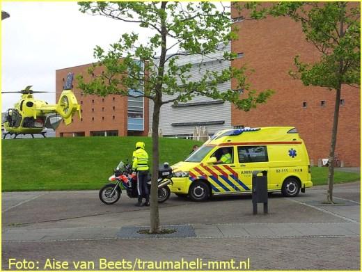 Lifeliner4 inzet Leeuwarden Foto: Aise van Beets
