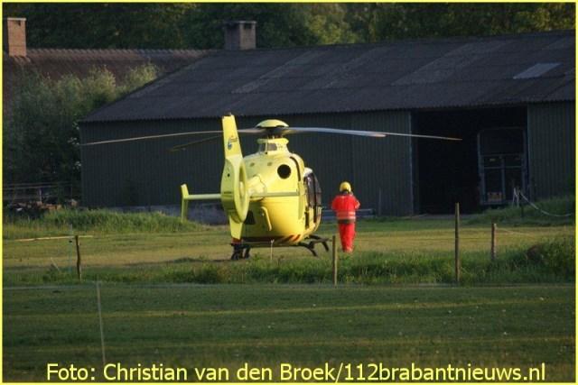 Lifeliner3 inzet Sint-Oedenrode Foto: Christian van den Broek