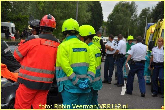 Lifeliner1 inzet Rotterdam Foto: Robin Veerman