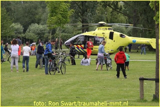 Lifeliner1 inzet Zaandam Foto: Ron Swart (22)