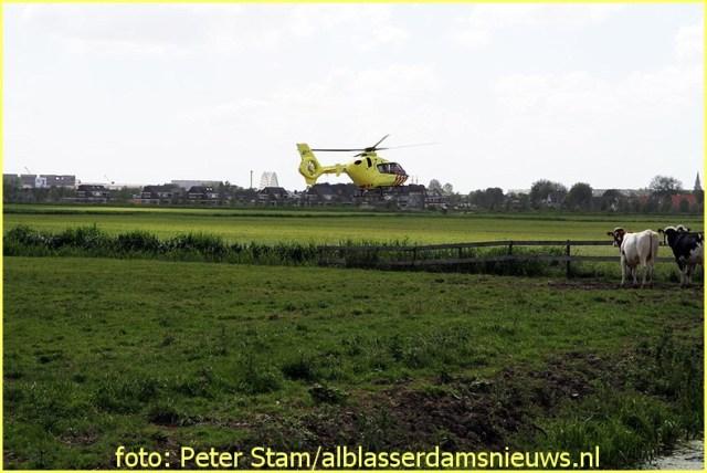 Lifeliner2 inzet Alblasserdam Foto: Peter Stam (6)