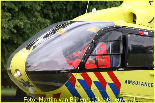 Lifeliner3 inzet Loon op Zand Foto: Martijn van Bijnen (11)