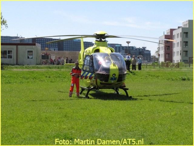 Lifeliner1 inzet Amsterdam-Noord Foto: Martin Damen (1)