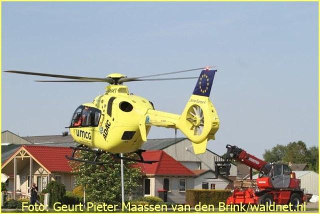 Lifeliner4 inzet Harkema Foto: Geurt Pieter Maassen van den Brink