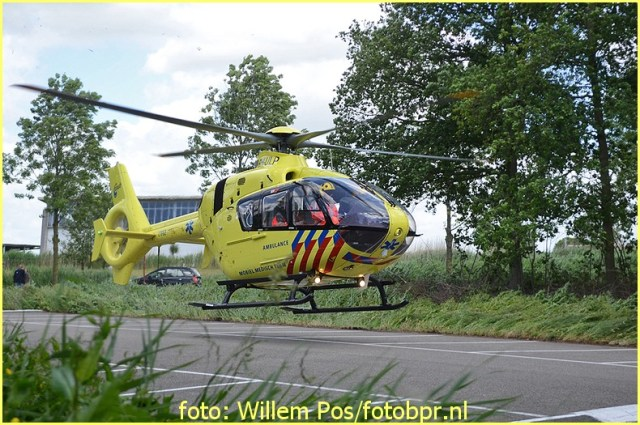 Lifeliner2 inzet Zoetermeer Foto: Willem Pos