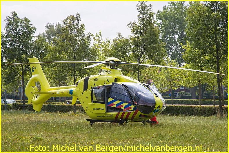 Lifeliner1 inzet Haarlem Foto: Michel van Bergen (16)