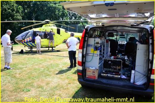 Lifeliner3 inzet Beesel Foto: David Dunnaway