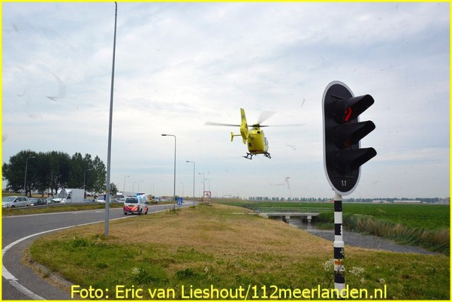 Lifeliner1 inzet Hoofddorp Foto: Eric van Lieshout (10)