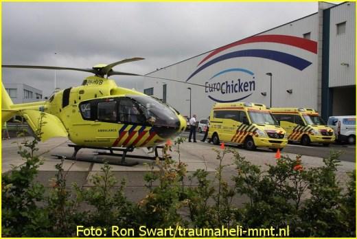 Lifeliner1 inzet Zaandam Foto: Ron Swart (30)