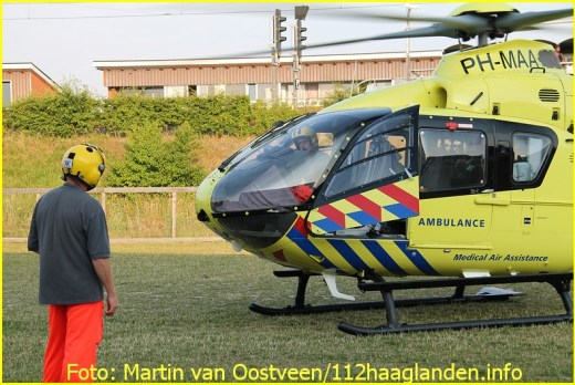 Lifeliner2 inzet Zoetermeer Foto: Martin van Oostveen (2)