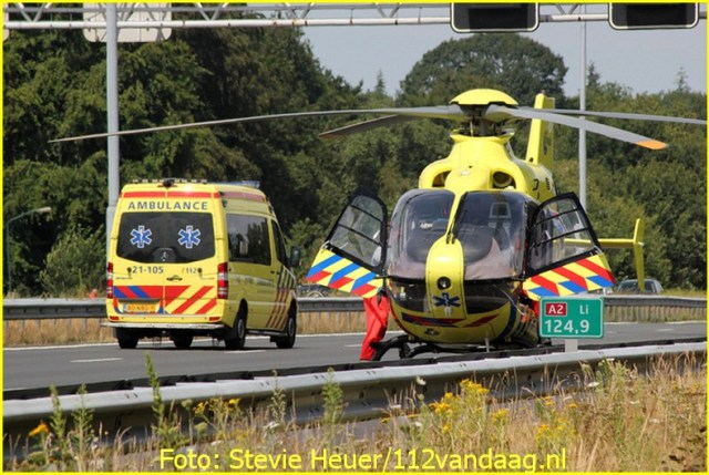 Lifeliner3 inzet Vught  Foto: Stevie Heuer