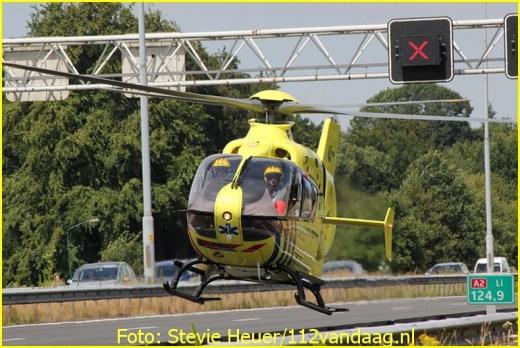 Lifeliner3 inzet Vught  Foto: Stevie Heuer