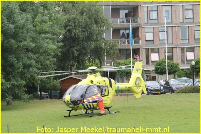 Lifeliner1 inzet Hoofddorp Foto: Jasper Meekel (1)