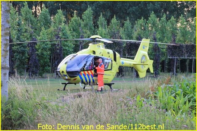 Lifeliner3 inzet Best/Oirschot Foto: Dennis van de Sande