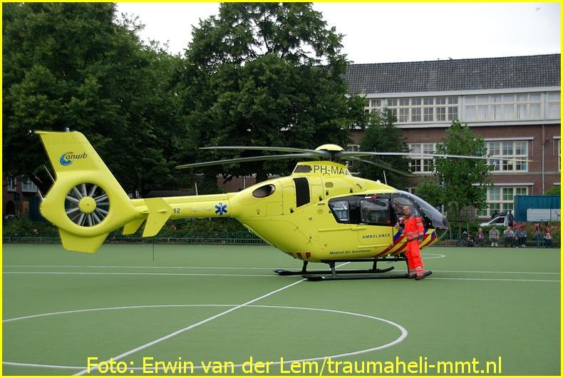 Lifeliner2 inzet ´s-Gravenhage Foto: Erwin van der Lem (7)