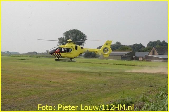 Lifeliner2 inzet Nieuwerbrug Foto; Pieter Louw