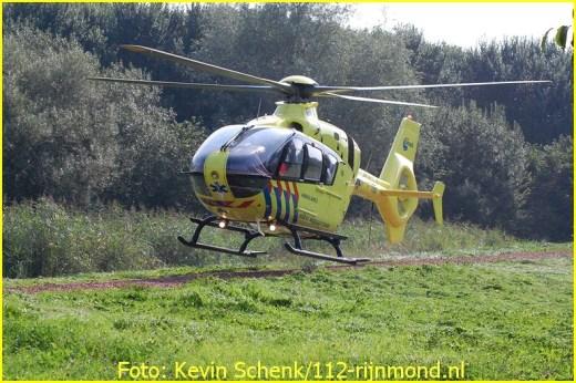 Lifeliner2 inzet Poortugaal Foto: Kevin Schenk (20)