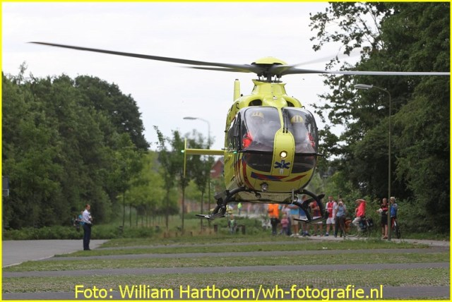 Lifeliner3 inzet Scherpenzeel Foto: William Harthoorn (2)