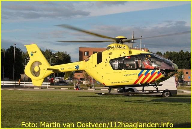 Lifeliner2 Maasstad ziekenhuis Foto: Martin van Oostveen (6)