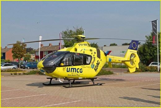 Lifeliner4 inzet Veendam Foto: Willem van der Werf