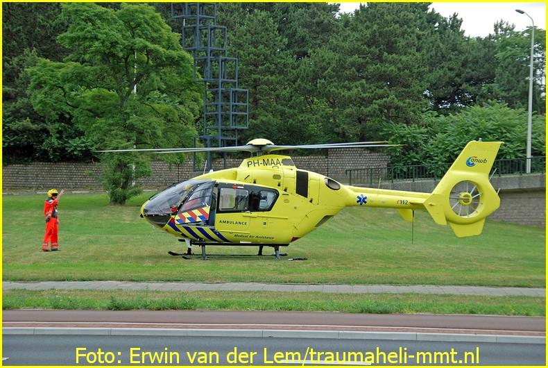 Lifeliner2 inzet ´s-Gravenhage Foto: Erwin van der Lem (9)
