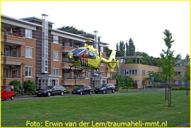 Lifeliner2 inzet ´s-Gravenhage Foto: Erwin van der Lem (10)