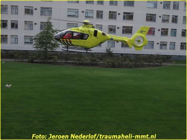 Lifeliner2 inzet Rotterdam Foto: Jeroen Nederhof