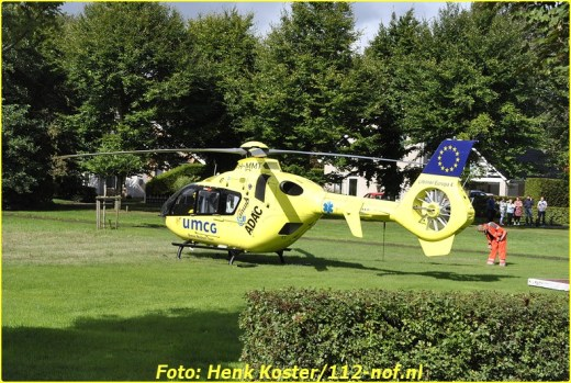 Lifelner4 inzet Burgum Foto: Henk Koster