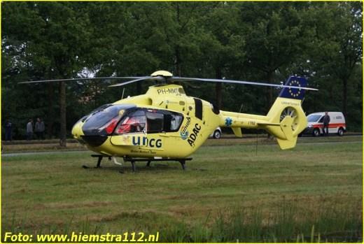 Lifeliner4 inzet Heerenveen Foto: hiemstra112