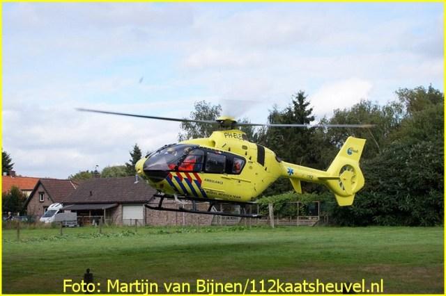 Lifeliner3 inzet Kaatsheuvel Foto: Martijn van Bijnen (13)