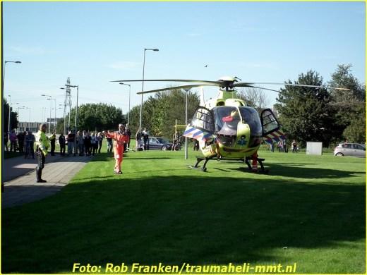 Lifeliner1 inzet Hoofddorp Foto: Rob Franken (12)