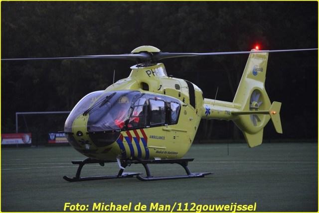 Lifeliner2 inzet Capelle aan den Ijssel Foto: Michael de Man