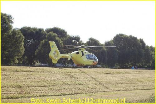Lifeliner2 inzet Vlaardingen Foto: Kevin Schenk (21)