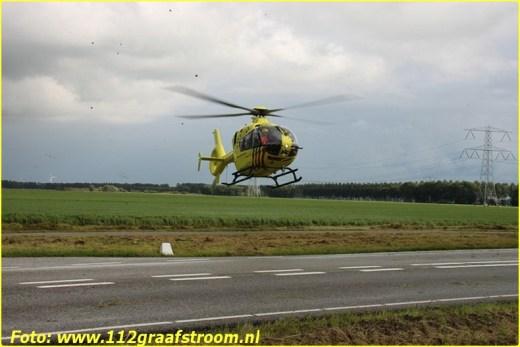 Lifeliner2 inzet Bleskensgraaf Foto: 112graafstroom