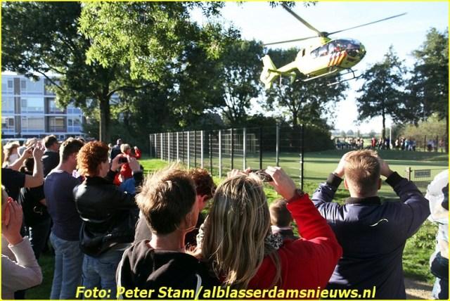 Lifeliner2 inzet Alblasserdam Foto: Peter Stam (7)